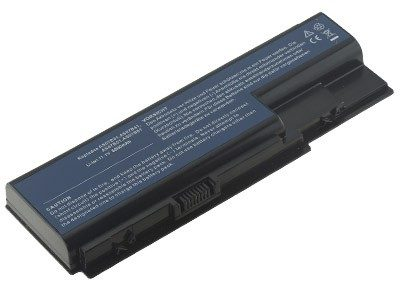 Batteria 6 celle AS07A31 5200mAh 10.8V compatibile Acer Aspire E-Machines