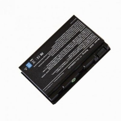 Batteria 6 celle GRAPE10 5200mAh 10.8V compatibile con Acer Extensa Travelmate