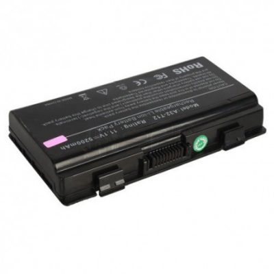 Batteria 6 celle A32X51 5200mAh 10.8V compatibile con notebook Asus Packard Bell