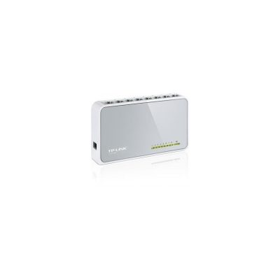 TL-SF1008D SWITCH 8 PORTE 10/100
