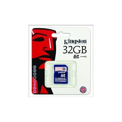 KINGSTON SECURE DIGITAL 32 GB