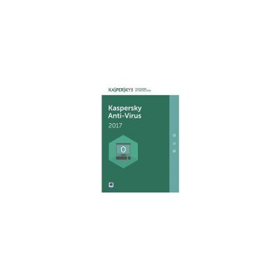 KASPERSKY ANTI-VIRUS 2017 3 PC