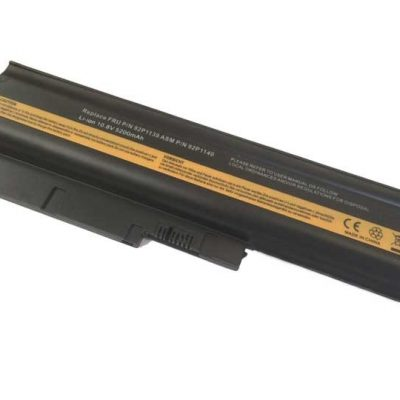 Batteria 6 celle X200 5200mAh 10.8V compatibile con notebook Ibm Lenovo Thinkpad